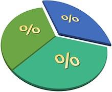 ストレスチェック結果 分析円グラフ