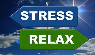 ストレス対処 リラックスの選択の重要性 イメージ